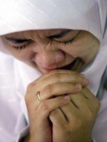 air mata jilbab