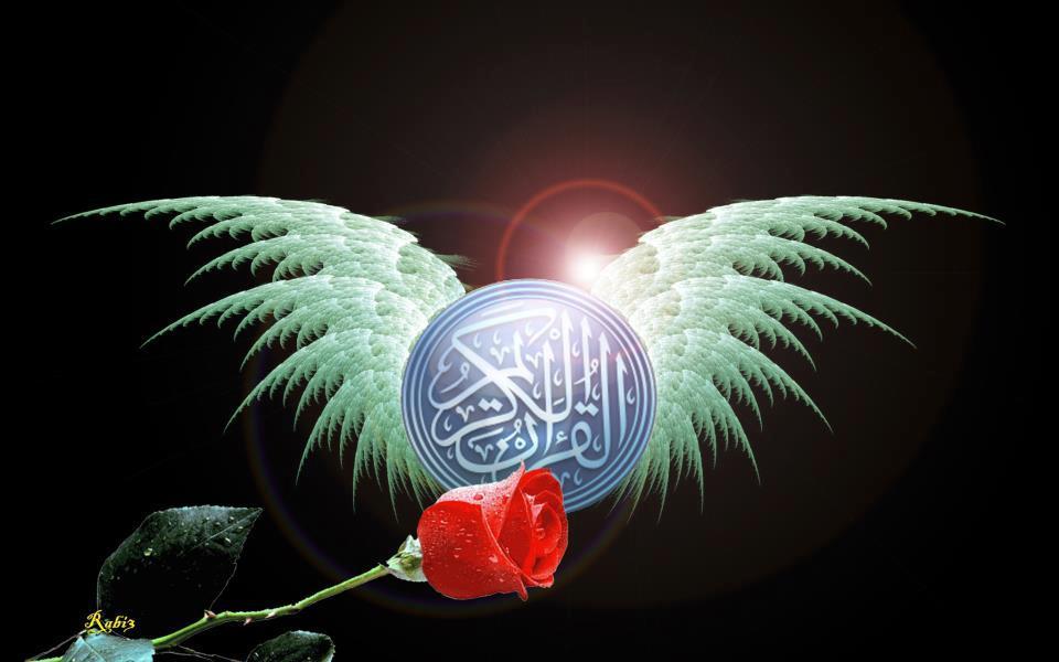 Allah malaikat sayap