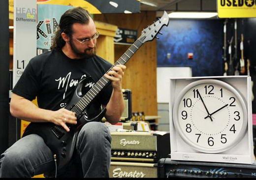 gitar tercepat 00