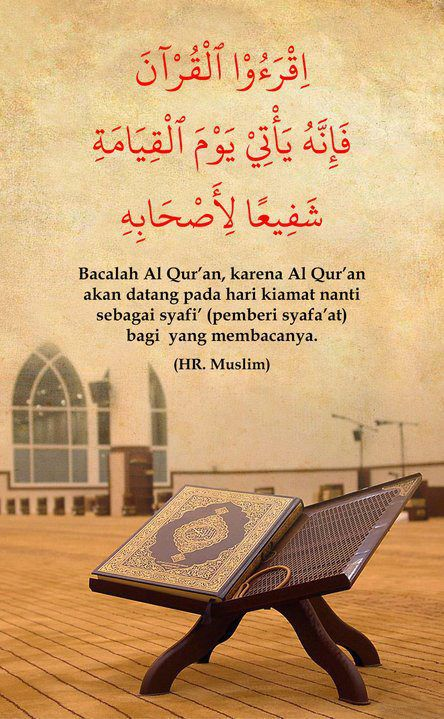 Qur,an baca