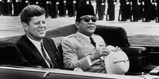 Sukarno JFK