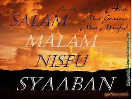 YSC 1195 Nisfu Syaban