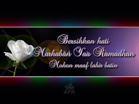 Marhaba ya ramadhan