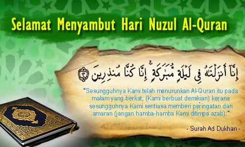 Nuzul Qur;an