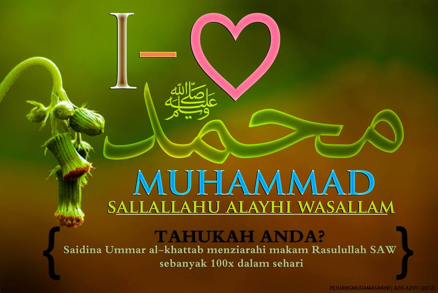 Love muhammad fb