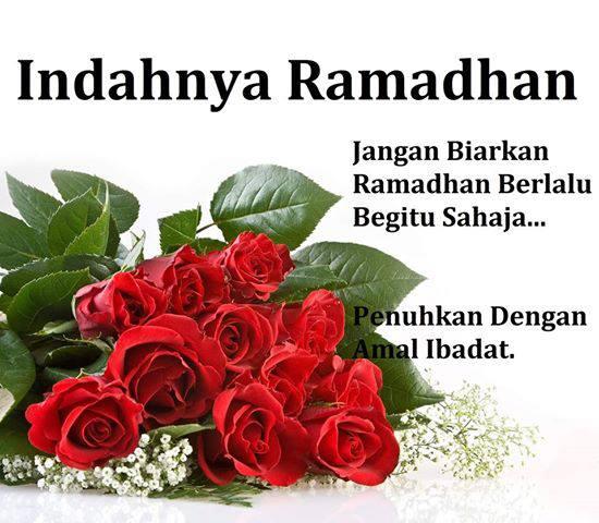 Ramadhan indah