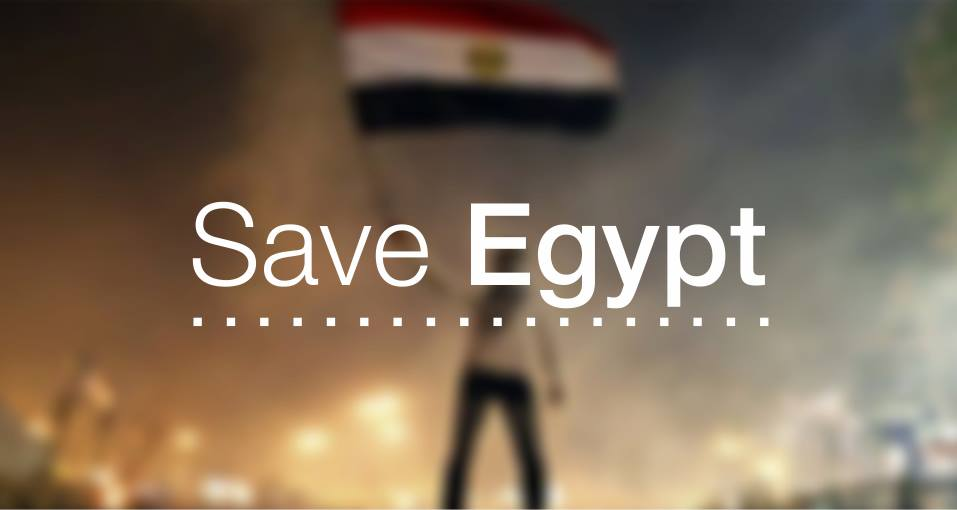 Save egypy