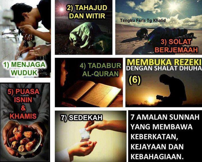 Amalan sunnah 7