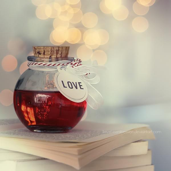 Buku dan keler love