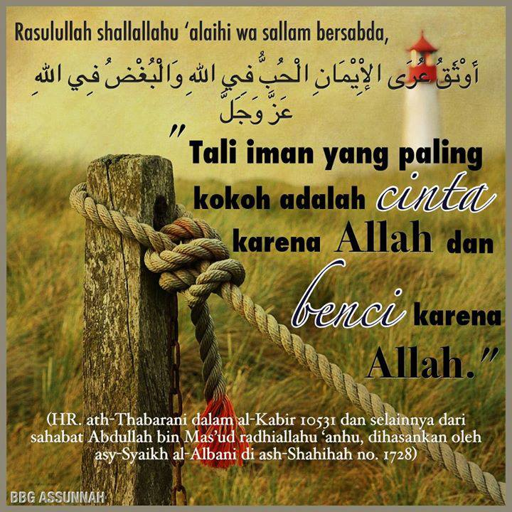 Cinta tali iman