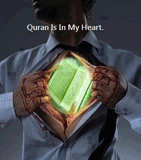 Qur'an di hati