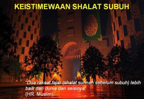 Sholat Shubuh