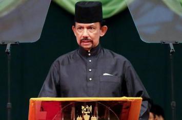 Sultan brunai