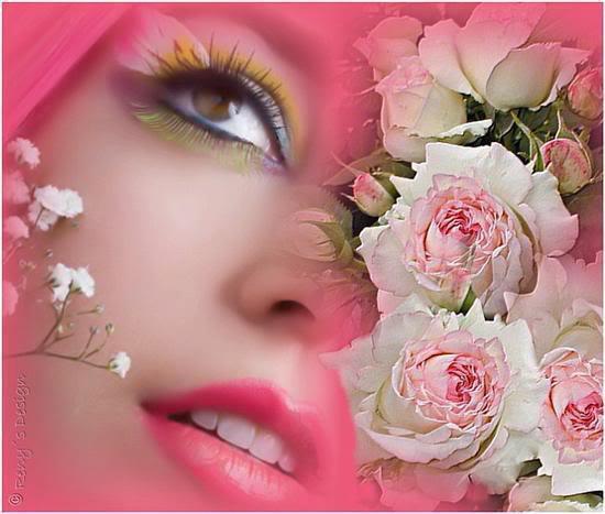 Wajah bunga
