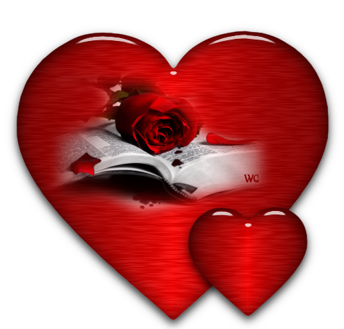 Buku hati rose