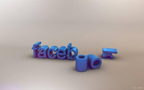 Faceboo biru
