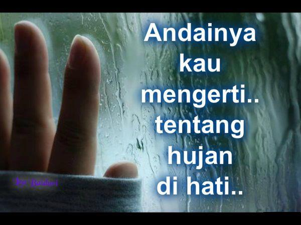Hujan di hati