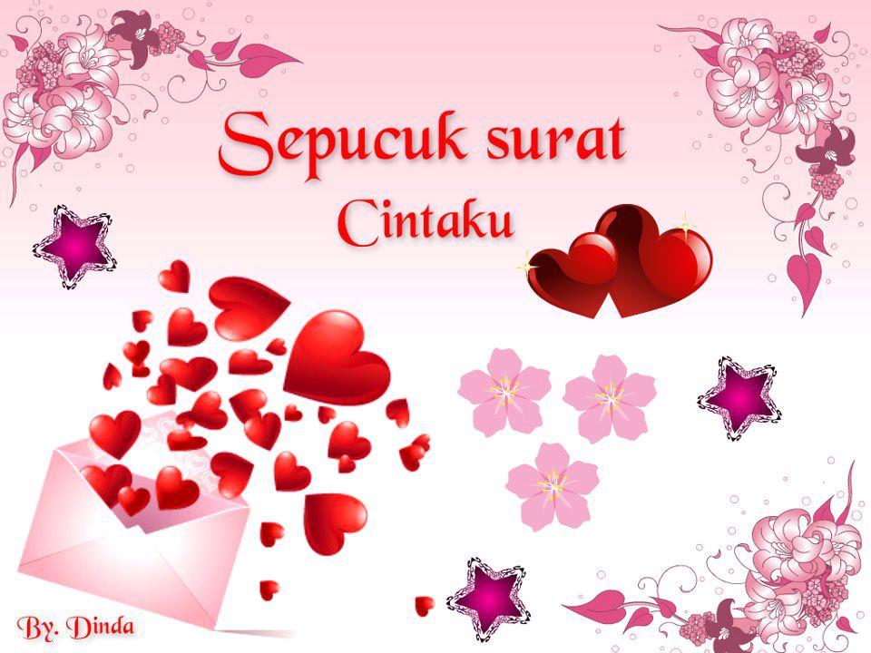 Surat cintaku