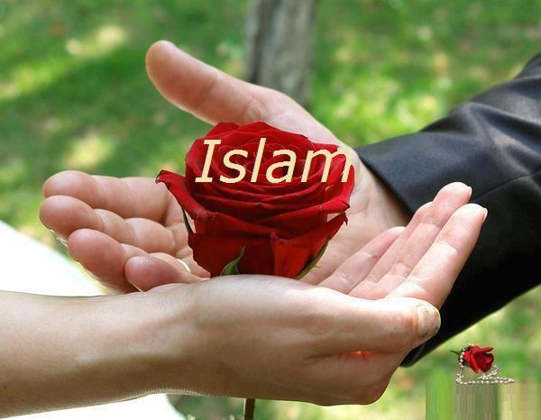Tangan rose islam